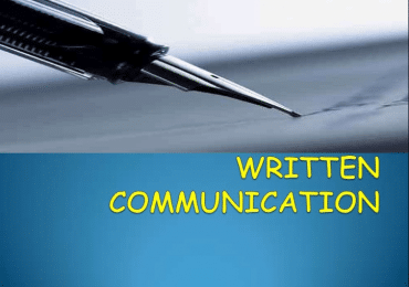 What Is Written Communication in Business? – Definition, Types & Examples